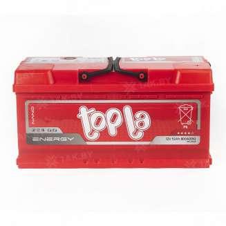 Аккумулятор TOPLA (92 Ah) 800 A, 12 V Обратная, R+ 0
