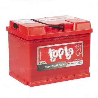 Аккумулятор TOPLA (66 Ah) 620 A, 12 V Обратная, R+ 2