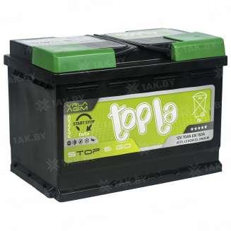 Аккумулятор TOPLA (70 Ah) 760 A, 12 V Обратная, R+ 0