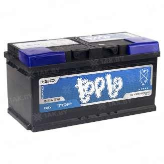Аккумулятор TOPLA (100 Ah) 900 A, 12 V Обратная, R+ 0
