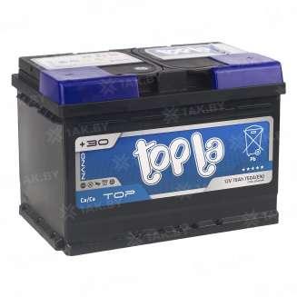 Аккумулятор TOPLA (78 Ah) 750 A, 12 V Обратная, R+ 0
