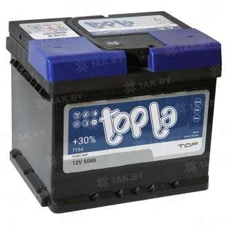 Аккумулятор TOPLA (50 Ah) 480 A, 12 V Обратная, R+ 0