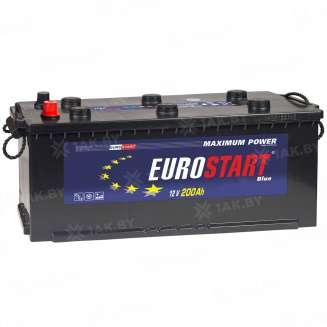 Аккумулятор EUROSTART (200 Ah) 1250 A, 12 V Прямая, L+ 0