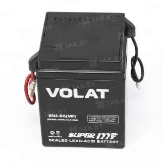 Аккумулятор VOLAT (4 Ah) 30 A, 6 V Прямая, L+ 0