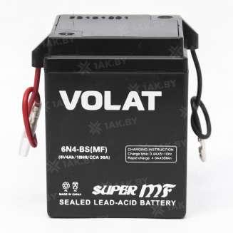 Аккумулятор VOLAT (4 Ah) 30 A, 6 V Прямая, L+ 1