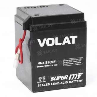 Аккумулятор VOLAT (4 Ah) 30 A, 6 V Прямая, L+ 2