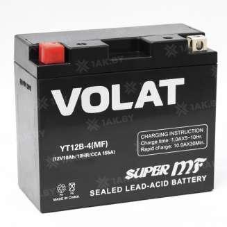 Аккумулятор VOLAT (10 Ah) 155 A, 12 V Прямая, L+ 0