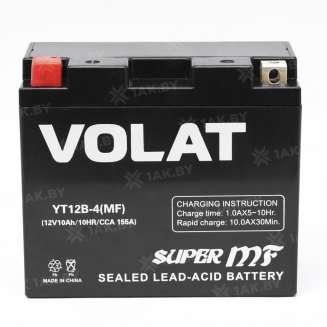 Аккумулятор VOLAT (10 Ah) 155 A, 12 V Прямая, L+ 1