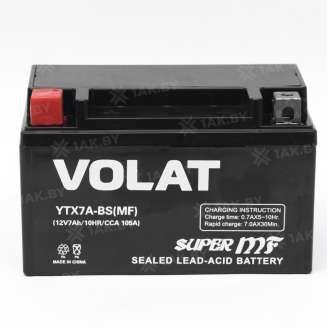 Аккумулятор VOLAT (7 Ah) 105 A, 12 V Прямая, L+ 1