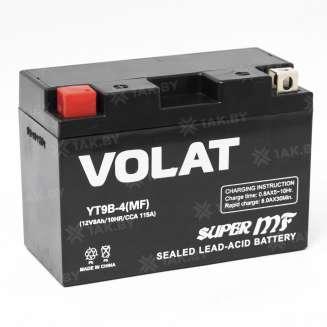 Аккумулятор VOLAT (8 Ah) 115 A, 12 V Прямая, L+ 0
