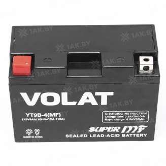 Аккумулятор VOLAT (8 Ah) 115 A, 12 V Прямая, L+ 1