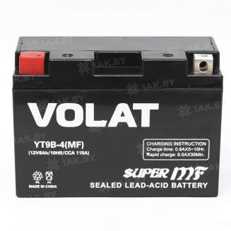 Аккумулятор VOLAT (8 Ah) 115 A, 12 V Прямая, L+ 2