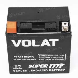 Аккумулятор VOLAT (14 Ah) 200 A, 12 V Прямая, L+ 1