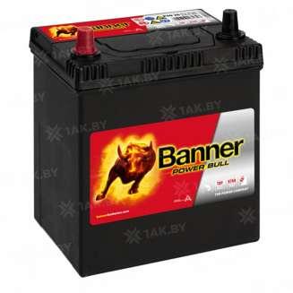 Аккумулятор Banner (35 Ah) 260 A, 12 V Прямая, L+ 0