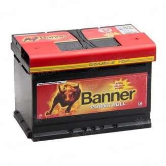 Аккумулятор Banner (74 Ah) 700 A, 12 V Обратная, R+ 0