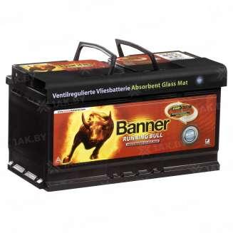 Аккумулятор Banner (95 Ah) 850 A, 12 V Обратная, R+ 0