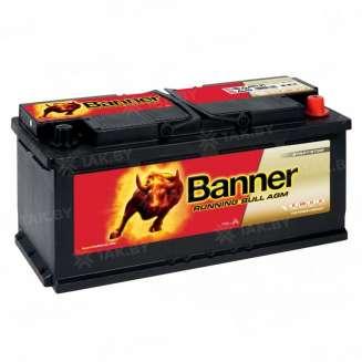 Аккумулятор Banner (105 Ah) 950 A, 12 V Обратная, R+ 0