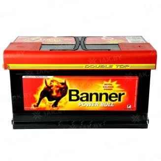 Аккумулятор Banner (80 Ah) 700 A, 12 V Обратная, R+ 0