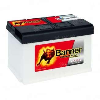 Аккумулятор Banner (75 Ah) 680 A, 12 V Обратная, R+ 0