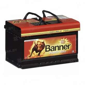 Аккумулятор Banner (72 Ah) 660 A, 12 V Обратная, R+ 0