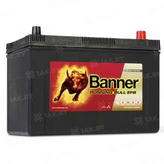 Аккумулятор Banner (95 Ah) 760 A, 12 V Обратная, R+ 0