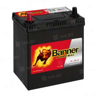 Аккумулятор Banner (40 Ah) 330 A, 12 V Прямая, L+ 0