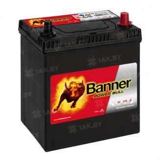 Аккумулятор Banner (45 Ah) 390 A, 12 V Обратная, R+ 0