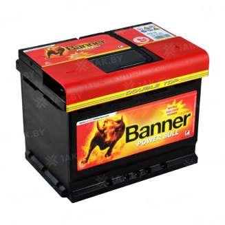 Аккумулятор Banner (62 Ah) 550 A, 12 V Обратная, R+ 0