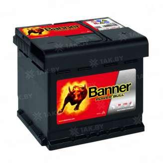 Аккумулятор Banner (50 Ah) 450 A, 12 V Обратная, R+ 0