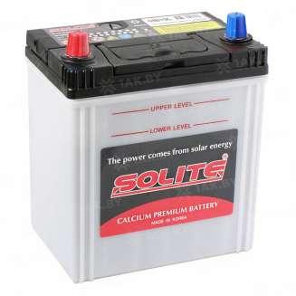 Аккумулятор SOLITE (44 Ah) 350 A, 12 V Прямая, L+ 0
