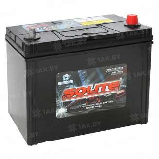Аккумулятор SOLITE (59 Ah) 520 A, 12 V Обратная, R+ 0