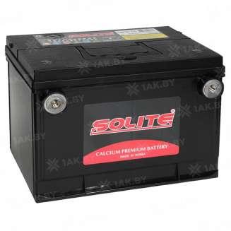 Аккумулятор SOLITE (78 Ah) 750 A, 12 V Прямая, L+ 0