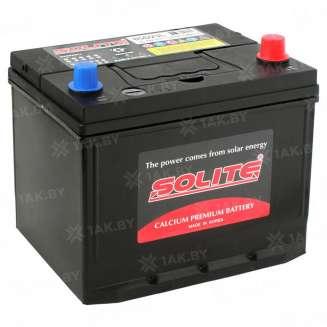 Аккумулятор SOLITE (70 Ah) 580 А, 12 V Обратная, R+ 0