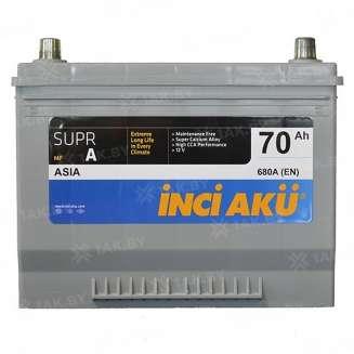 Аккумулятор INCI AKU (70 Ah) 680 A, 12 V Обратная, R+ 0