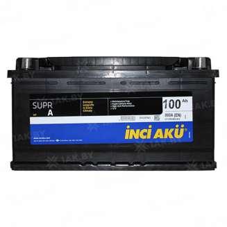 Аккумулятор INCI AKU (100 Ah) 860 A, 12 V Обратная, R+ 0