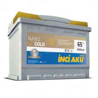 Аккумулятор INCI AKU (65 Ah) 620 A, 12 V Обратная, R+ 0
