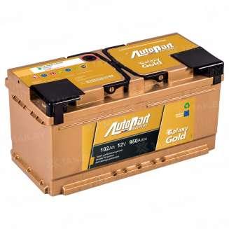 Аккумулятор AUTOPART (102 Ah) 950 A, 12 V Обратная, R+ 0