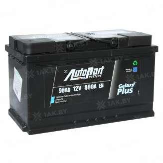 Аккумулятор AUTOPART (90 Ah) 800 A, 12 V Обратная, R+ 0