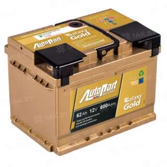 Аккумулятор AUTOPART (62 Ah) 600 A, 12 V Обратная, R+ 0