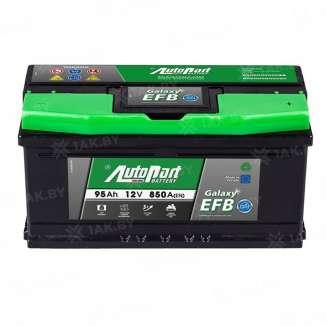 Аккумулятор AUTOPART (95 Ah) 850 A, 12 V Обратная, R+ 0