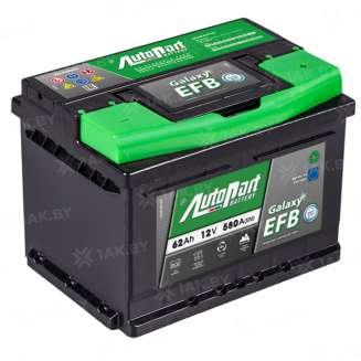 Аккумулятор AUTOPART (62 Ah) 580 А, 12 V Обратная, R+ 0