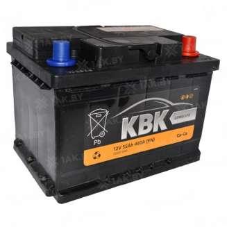 Аккумулятор TAB (55 Ah) 480 A, 12 V Обратная, R+ 0