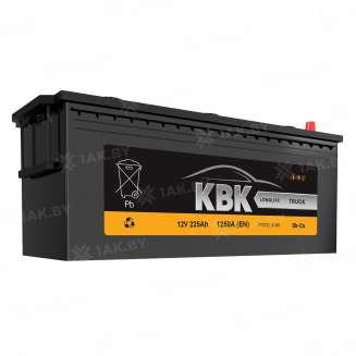 Аккумулятор TAB (225 Ah) 1250 A, 12 V Прямая, L+ 0
