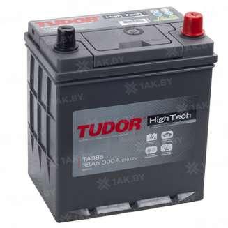 Аккумулятор TUDOR (38 Ah) 300 A, 12 V Обратная, R+ 0