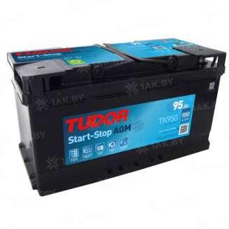 Аккумулятор TUDOR (95 Ah) 850 A, 12 V Обратная, R+ 0