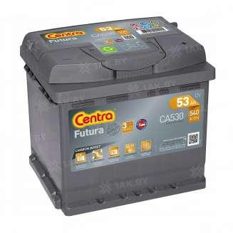 Аккумулятор CENTRA (53 Ah) 540 A, 12 V Обратная, R+ 0