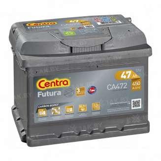 Аккумулятор CENTRA (47 Ah) 450 A, 12 V Обратная, R+ 0