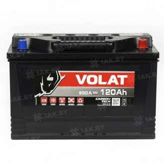 Аккумулятор VOLAT (120 Ah) 950 A, 12 V Обратная, R+ 1
