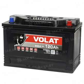 Аккумулятор VOLAT (120 Ah) 950 A, 12 V Обратная, R+ 2