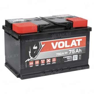 Аккумулятор VOLAT (75 Ah) 750 A, 12 V Обратная, R+ 2